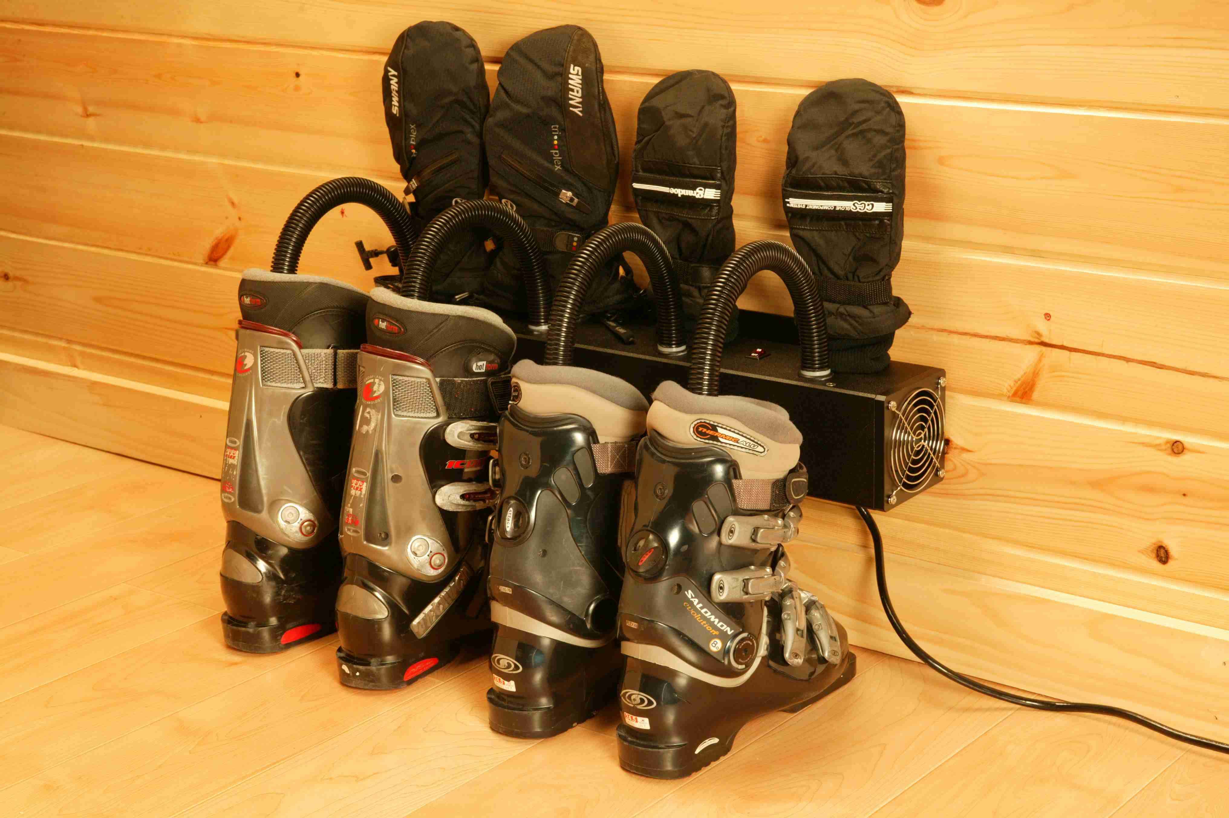 Chinook Ski Boot Dryer No Heat For Save Overnight Drying